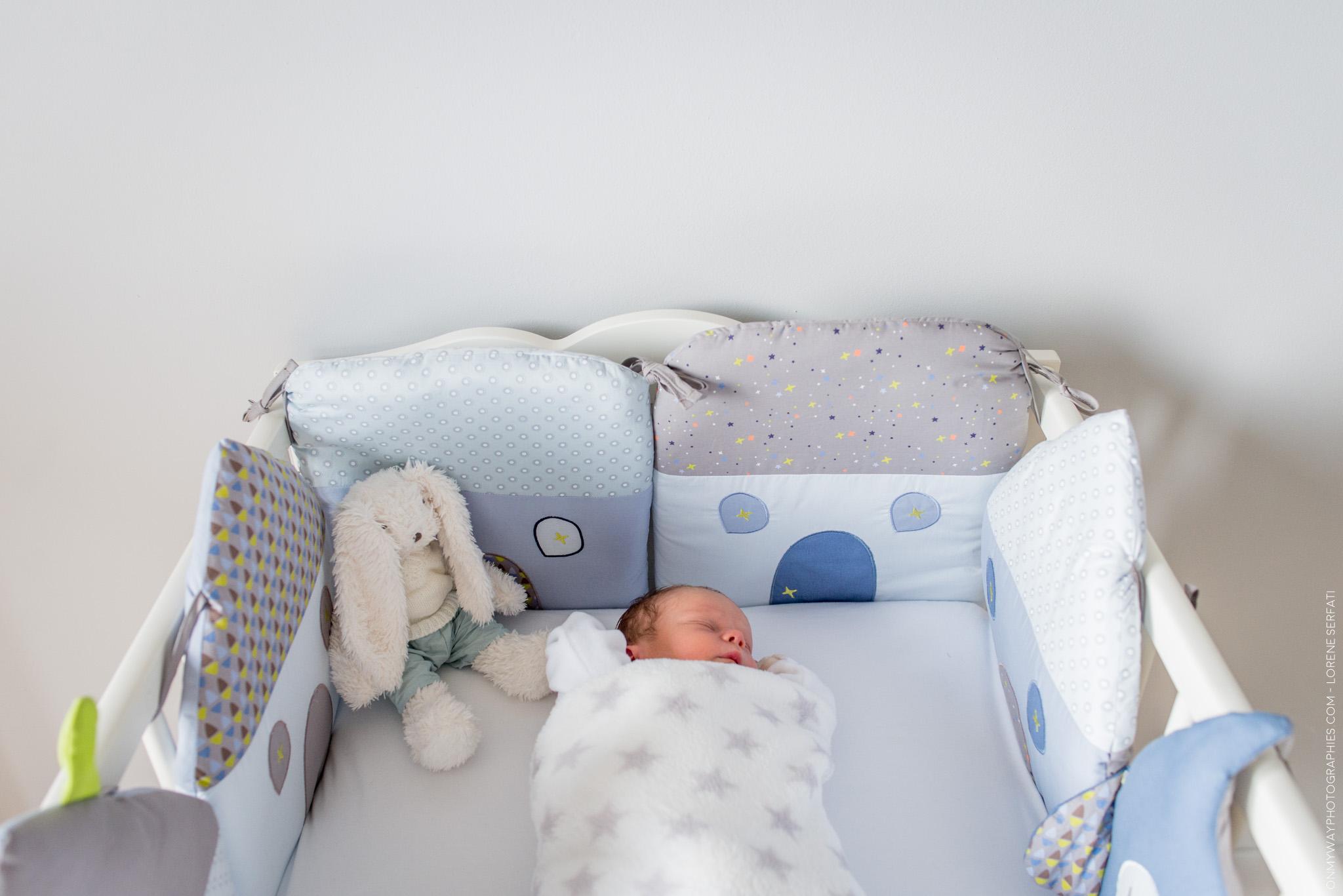 Séance Nouveau né à domicile – Victor – Pilat – On My Way Photographies